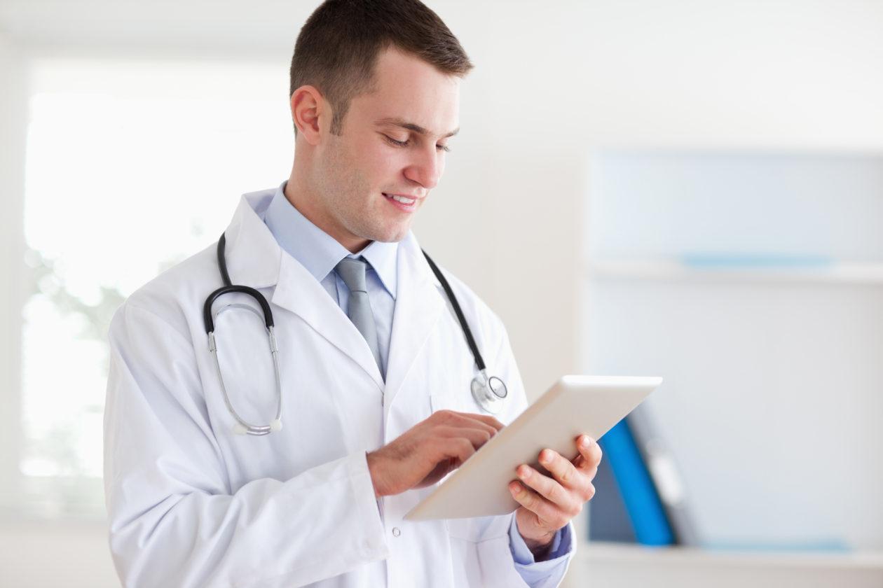 Elektronisch medisch voorschrift
