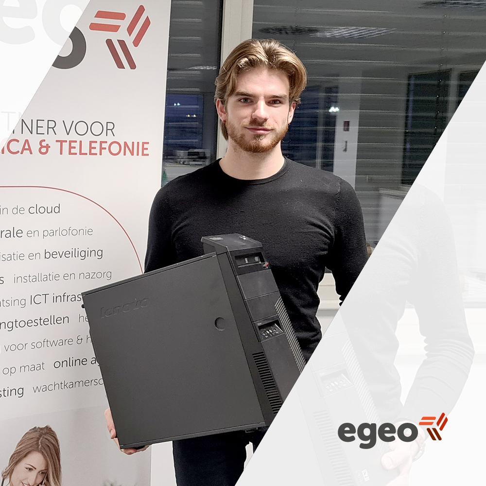 Recht-op PC EGEO